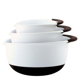 3 Oxo mixing bowls