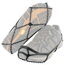 Shoes with traction cleats